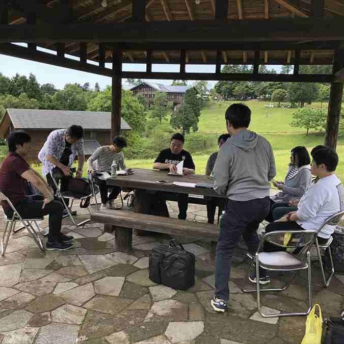 長崎県南島原ITキャンプ